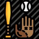 baseball, glove, japan, sport