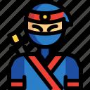avatar, culture, japan, ninja