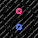japan, japanese, yin, yang, soul