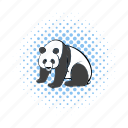 animal, asia, comics, nature, panda, wild, wildlife icon
