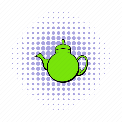 beverage, chinese, comics, drink, healthy, hot, teapot icon