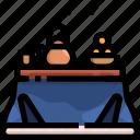 heat, heating, japanese, kotatsu, radiator, table