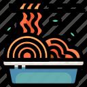 food, japan, japanese, noodle, yakizoba