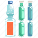 bottle, cold, dessert, drink icon