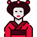 avatar, geisha, girl, japan, people, person, woman