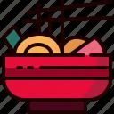 asian, food, japan, japanese, meal, noodles, ramen icon