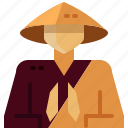asian, avatar, cloth, japan, monk, people, person