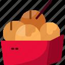 dessert, food, japan, restaurant, takoyaki