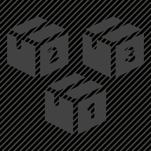 5s, boxes, methodology, sort icon