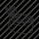 japanese food, food, seafood, sushi, japanese, rice, roll