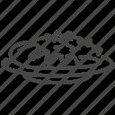 food, japan, japanese, omurice, oyakodon icon