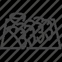 dumpling, food, gyoza, japan, japanese icon