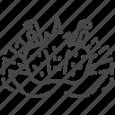 crab, food, japan, japanese, king crab, taraba icon