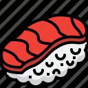 food, japan, japanese, maguro, meal, restaurant, sushi