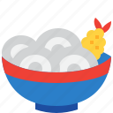 food, japan, japanese, meal, noodle, restaurant, udon icon