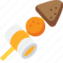 food, japan, japanese, oden icon