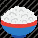 bowl, food, japan, japanese, meal, rice icon