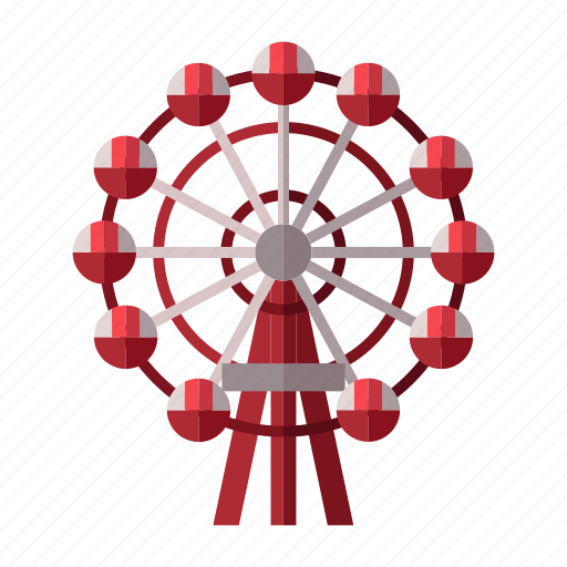 hep five ferris wheel, iconic landmark, shopping mall, sightseeing, tourist attraction icon