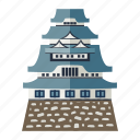 himeji castle, historical site, iconic landmark, japanese architecture, national treasure icon
