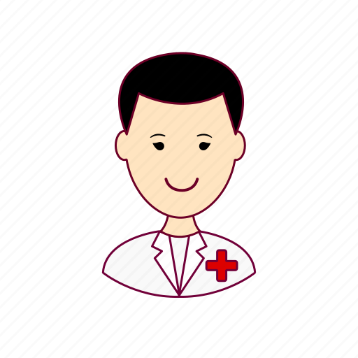 .svg, enfermeiro, japan, japanese, job, nurse, profession, professional, profissão icon