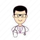 .svg, doctor, doutor, japan, japanese, job, médico, profession, professional, profissão icon