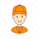 .svg, gari, japan, japanese, job, profession, professional, profissão, street sweeper, varredor de rua icon