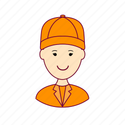 .svg, gari, japan, japanese, job, profession, professional, profissão, street sweeper, varredor de rua icon