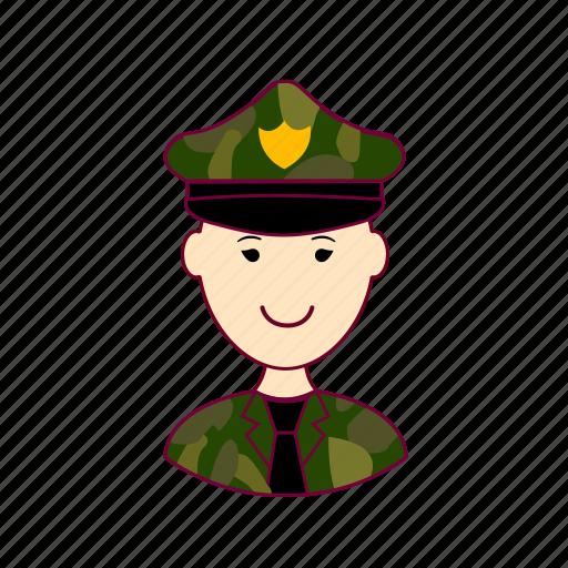 japan, japanese, job, militar, military, profession, professional, profissão icon