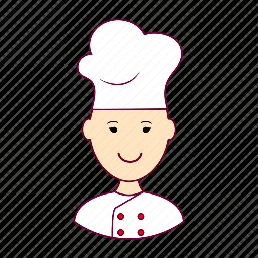 chef, chefe de cozinha, cook, cozinheiro, japan, japanese, job, profession, professional, profissão icon
