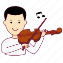 .svg, japan, japanese, job, musician, músico, profession, professional, profissão icon
