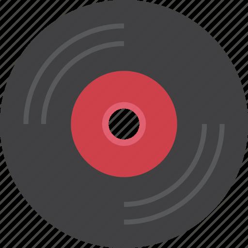 album, analog, audio, dj, media, music, vinyl icon