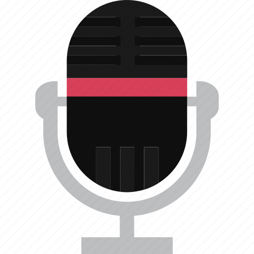 Live, mic, microphone, radio, record, vocal icon - Download on Iconfinder