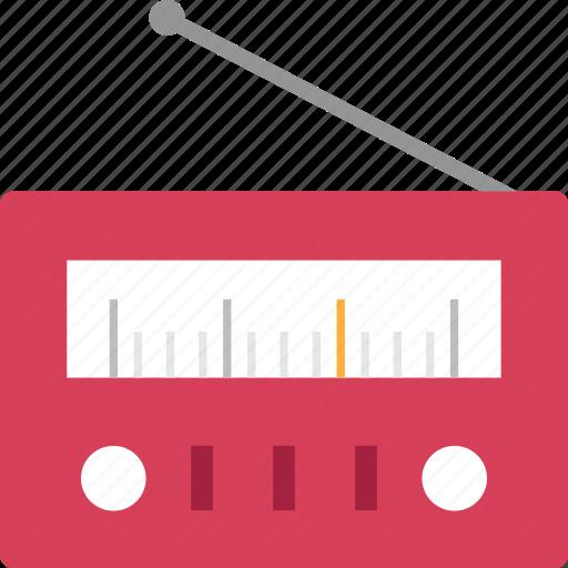 Audio, device, equipment, music, radio, sound, station icon - Download on Iconfinder