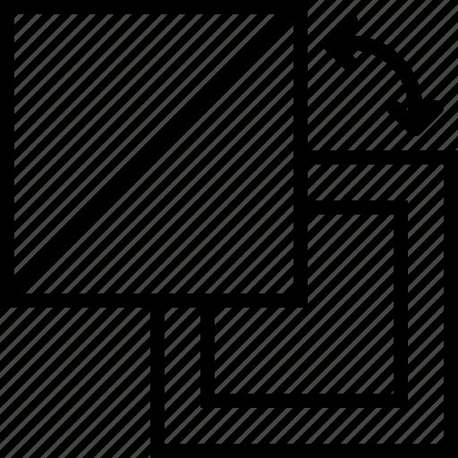 color, design, draw, illustrator, stroke, swap, width icon