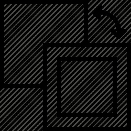 color, design, illustrator, stroke, swap, tool, width icon