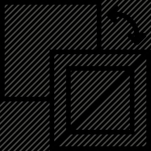color, design, fill, illustrator, stroke, swap, tool icon
