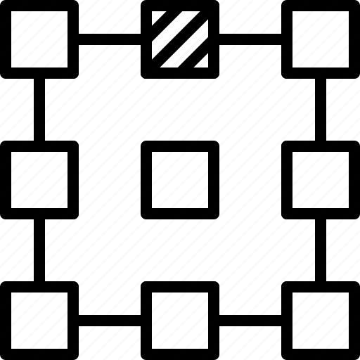 align, layout, line, pattern, point, refference, top icon