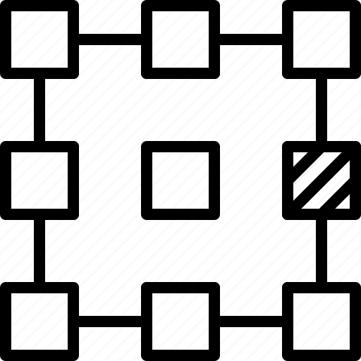align, layout, line, middle, pattern, point, refference icon