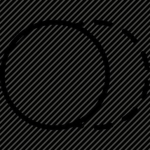 color, create, design, illustrator, minus, tool, width icon