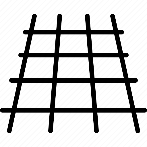 arhitecture, draw, grid, layout, line, space icon