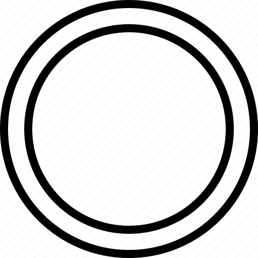 circle, color, create, design, illustrator, tool, width icon