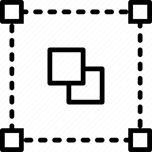 create, design, elements, group, illustrator, line, width icon
