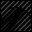 color, create, design, illustrator, line, relax, width icon
