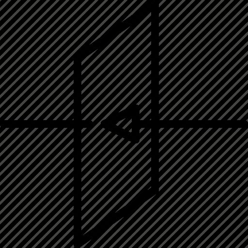 align, color, create, design, illustrator, line, width icon