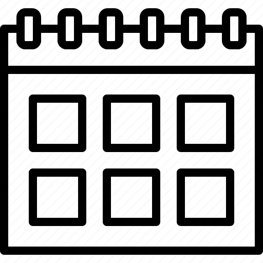 appointment, calendar, date, day, meeting, time icon
