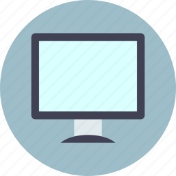 computer, desktop, device, display, pc, screen icon