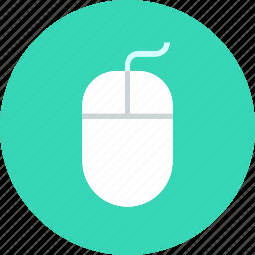 hardware, input, mouse icon