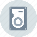 data, disk, drive, hard, harddrive, hardware, storage icon