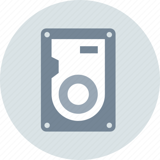 drive, hard, storage icon