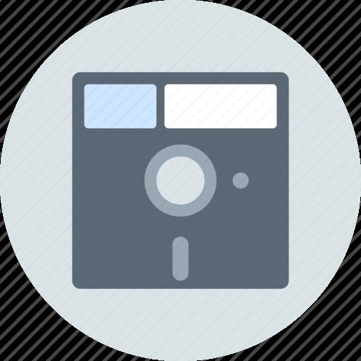 big, disk, diskette, download, floppy, guardar, save, storage icon